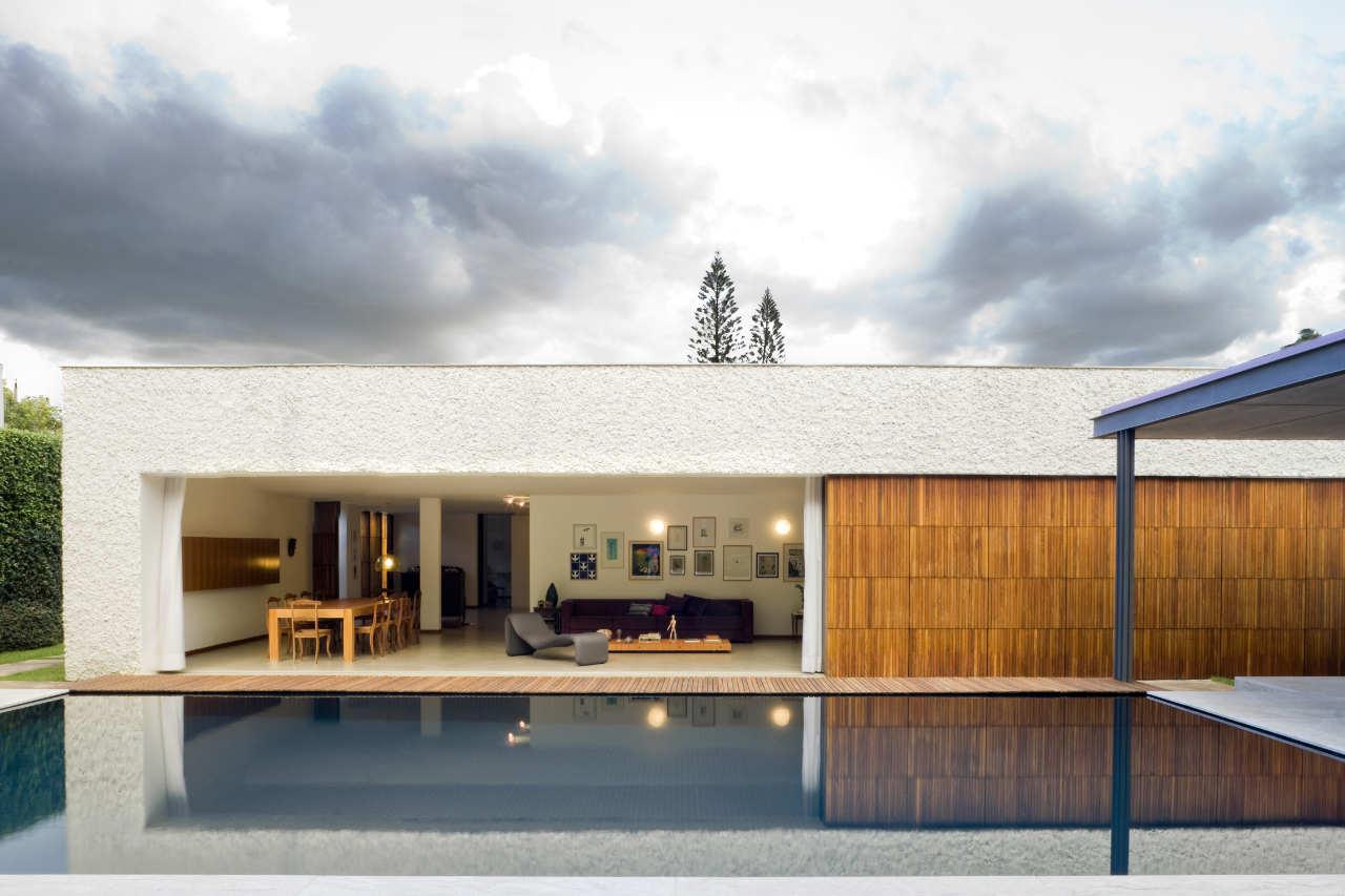House 8 / Atria Arquitetos, © Edgar Cézar