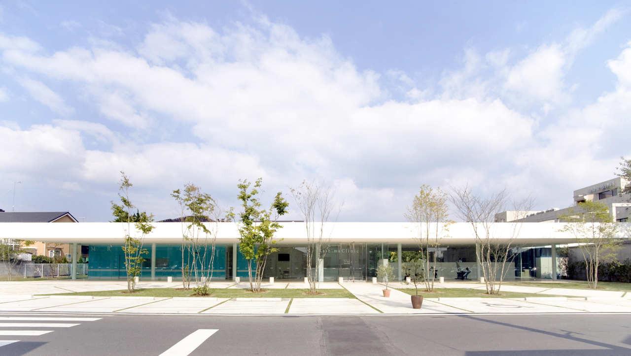 Forest Clinic / Shinichi Ogawa & Associates, Courtesy of  shinichi ogawa & associates