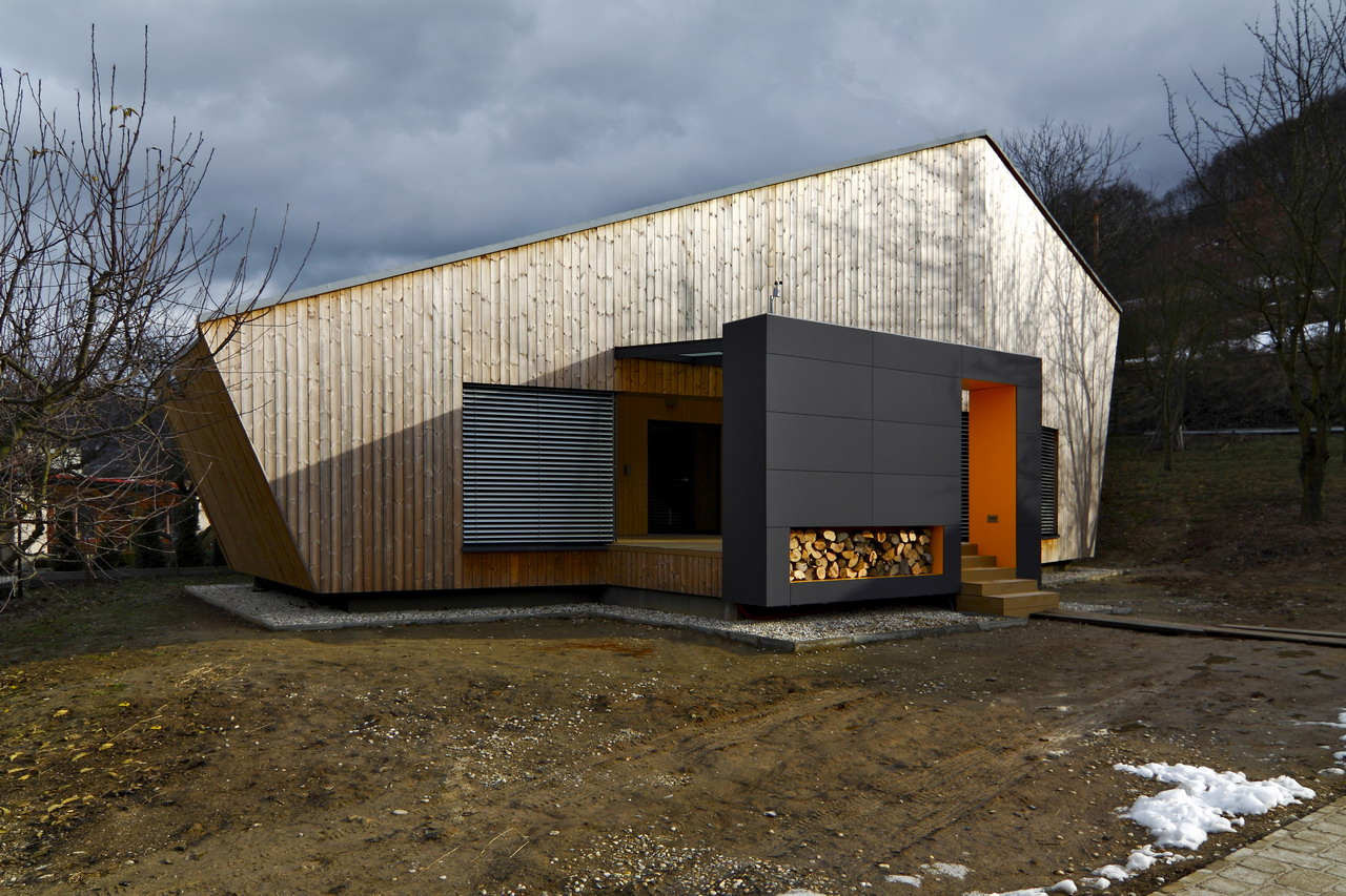 Weekend House / Pokorny Architekti, © Dano Veselsky