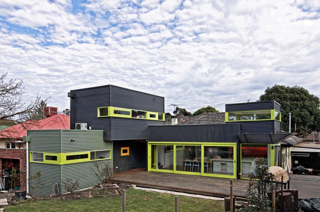 Refurbishment In Melbourne / Marc Dixon, © Kevin Hui & Adrian Rivalland