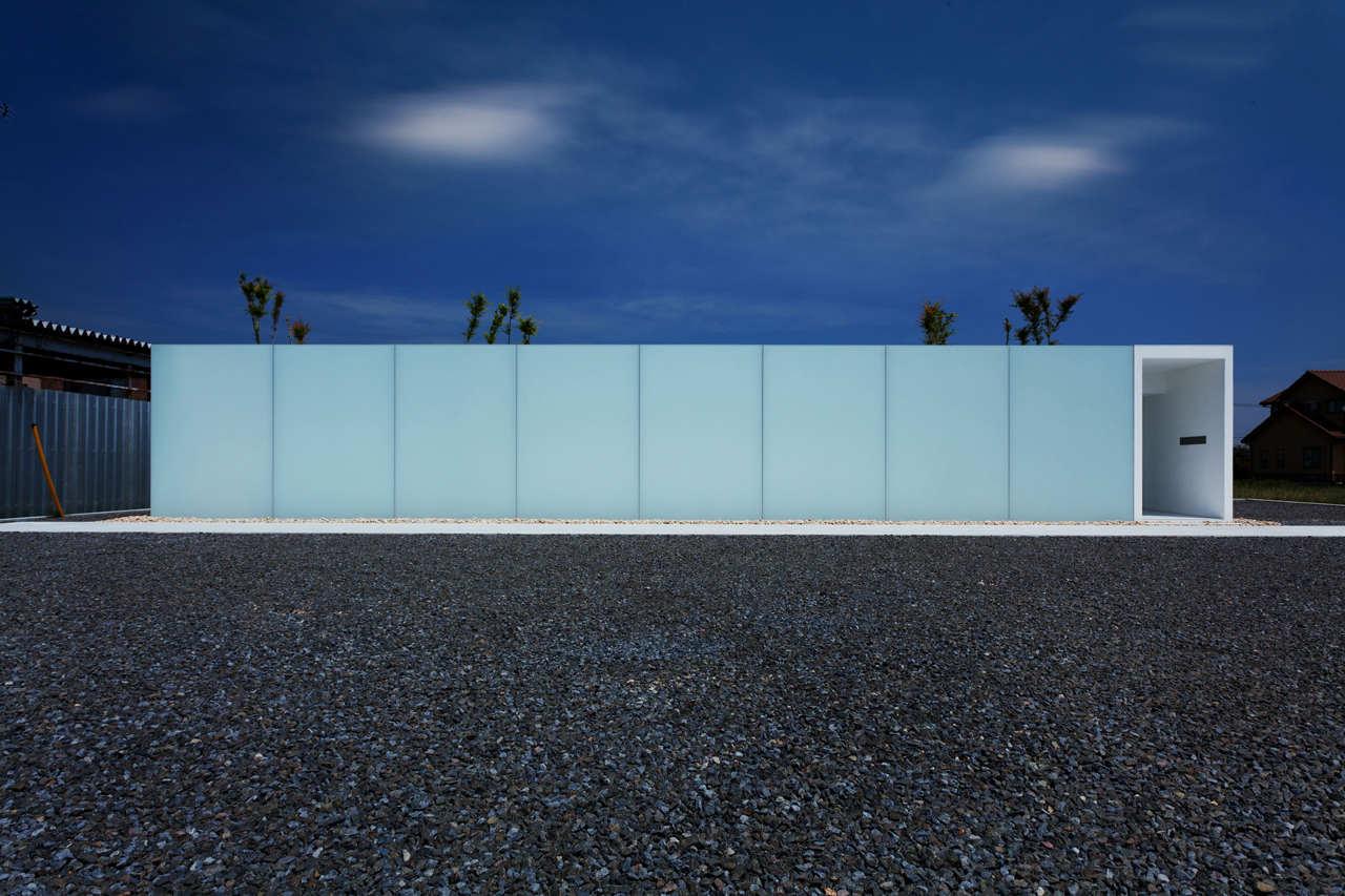 Luminous House / Shinichi Ogawa & Associates, Courtesy of  shinichi ogawa & associates