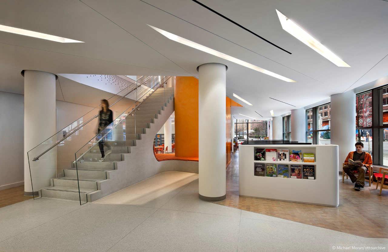 Public Library Building Design