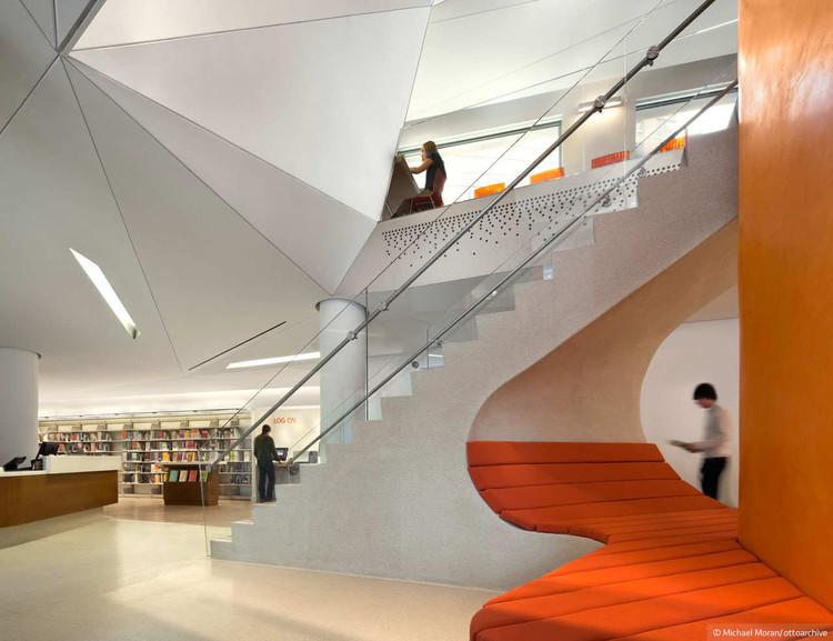 The New York Public Library / 1100 Architect, Courtesy of  1100 architect