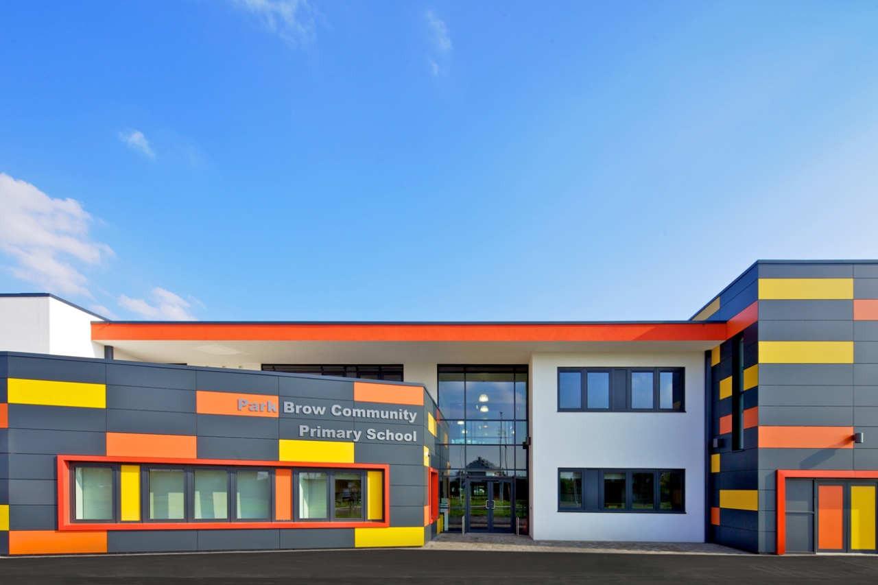 Gallery of Park Brow Community Primary School / 2020