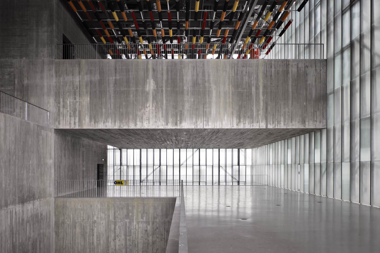 Gallery of la coru a center for the arts aceboxalonso - Estudios de arquitectura coruna ...