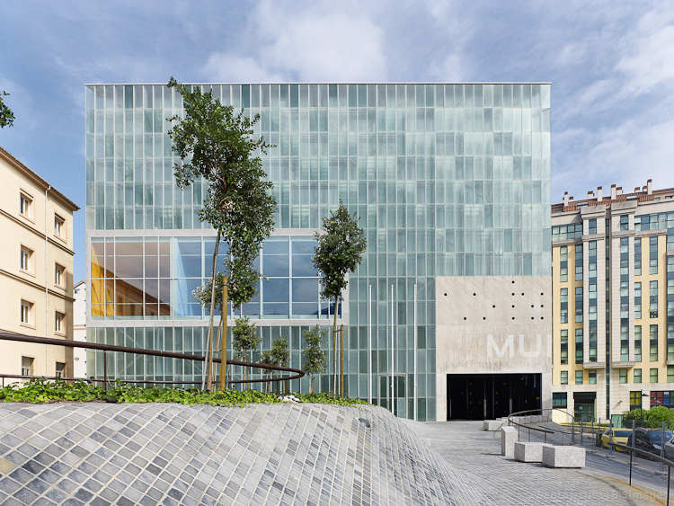 La Coruña Center For The Arts / aceboXalonso studio, © Hector Santos-Diez