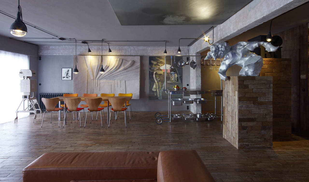 Sea Side Apartment / Ooze Architects, © Jeroen Musch