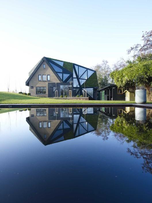 Villa Rotterdam / Ooze, © Jeroen Musch