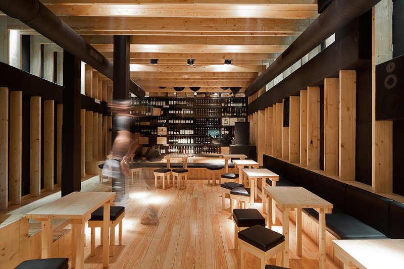 Bar La Boheme / AVA Architects, © José Campos
