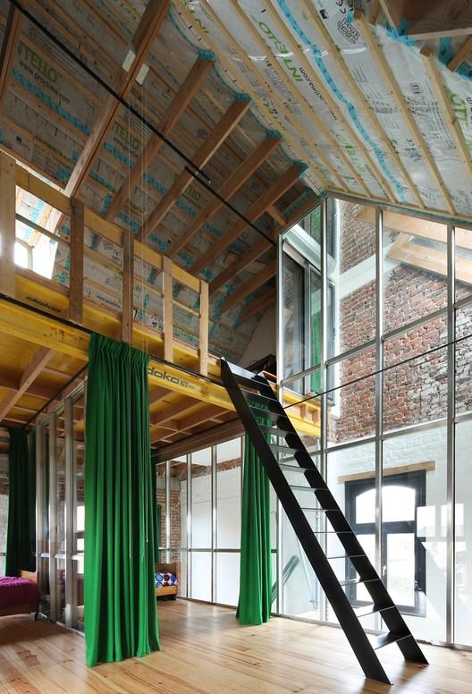 House Rot Ellen Berg / architecten de vylder vinck taillieu, © Filip Dujardin