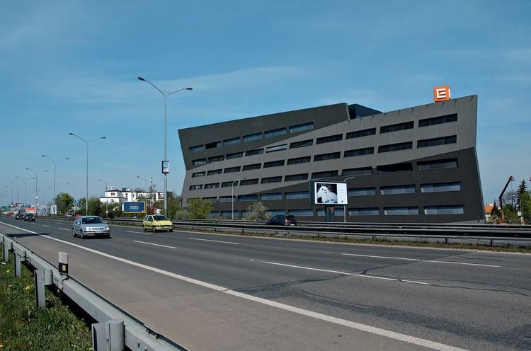 Office Building E / Aulík Fišer Architects, Courtesy of  aulík fišer architects