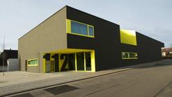 Fire Station Russelsheim Bauschheim / SYRA_Schoyerer Architekten