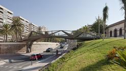 Motril Footbridge / Guijón Arquitectura