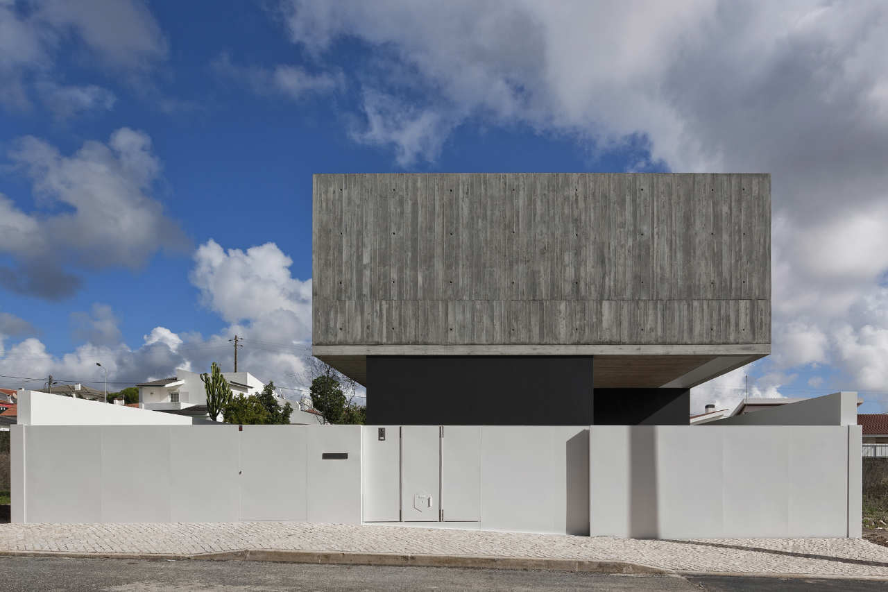 House In Juso Arx Portugal Stefano Riva Archdaily