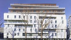 Zac Claude Bernard Multifunctional Building / Atelier Zündel Cristea
