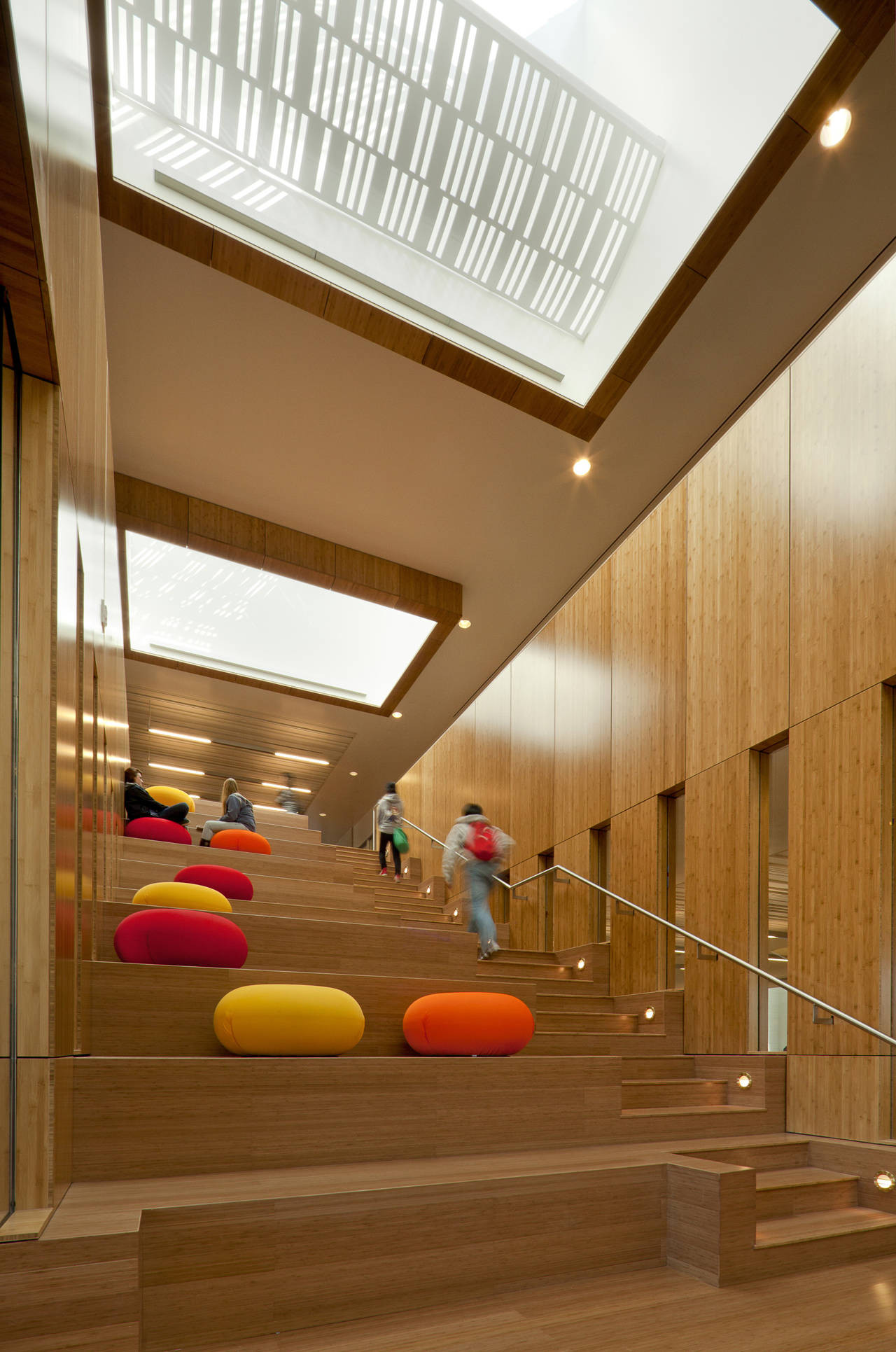 Gallery Of Golden West College Steinberg Architects 8