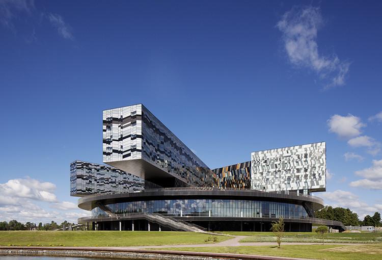 Escuela de administración de Moscú / Adjaye Associates & AB Studios, © Ed Reeve