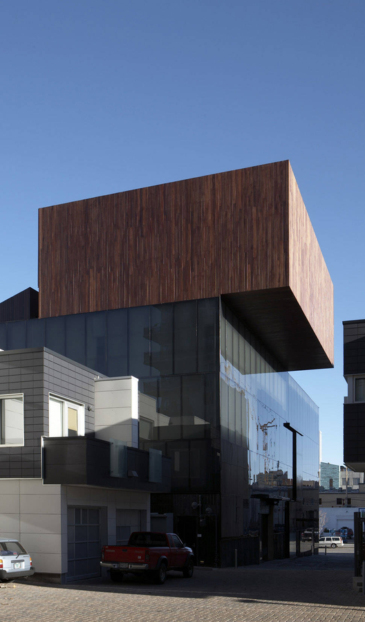 Museum of Contemporary Art / Adjaye Associates, Courtesy of Adjaye Associates