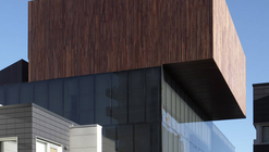 Museo de Arte Contemporáneo / Adjaye Associates