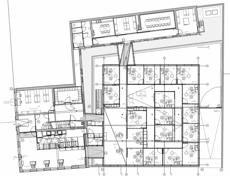 Gallery Of Bank Office Dierendonck Blancke Architecten 35