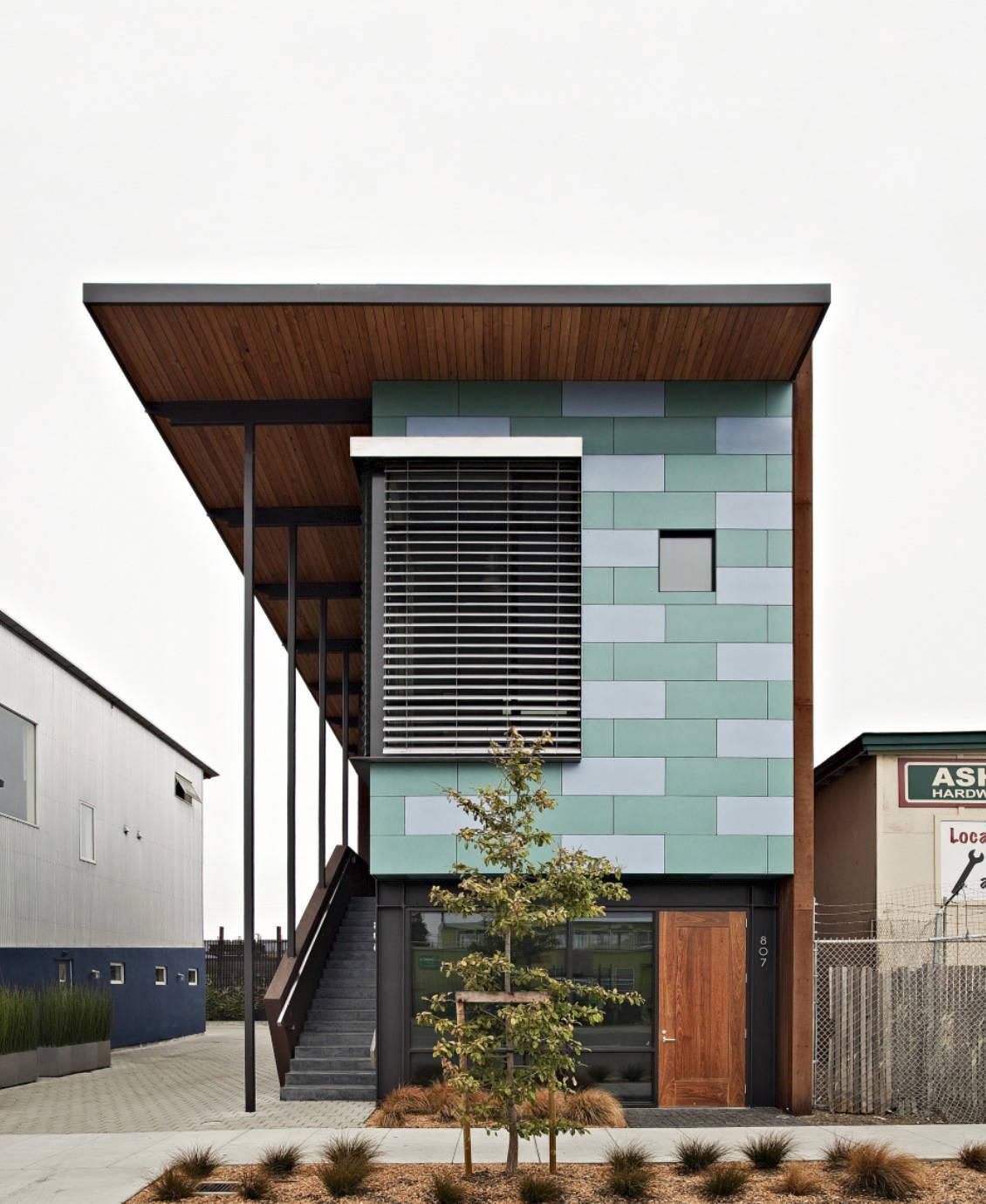 Folger Offices / WA design, © WA design
