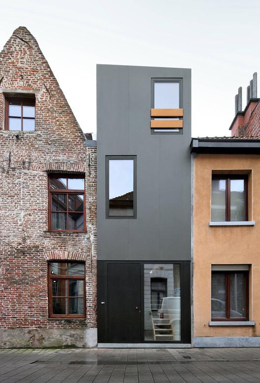 Gelukstraat / Dierendonck Blancke Architecten, © Filip Dujardin