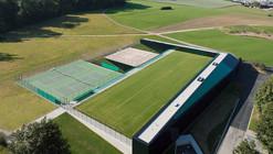 Sport Center ETH Honggerberg / Dietrich | Untertrifaller Architekten