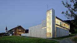 Fire Station In Sulzberg-Thal / Dietrich | Untertrifaller Architekten