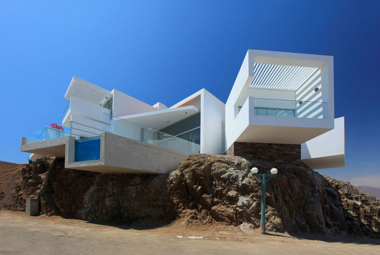Beach House I-5 / Vértice Arquitectos, Courtesy of  vértice arquitectos