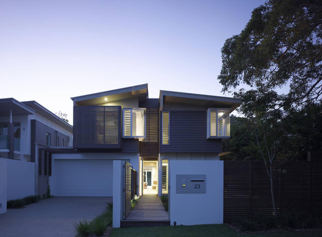 Sunshine Beach Pool House / Bark Design Architects, © Christopher Frederick Jones
