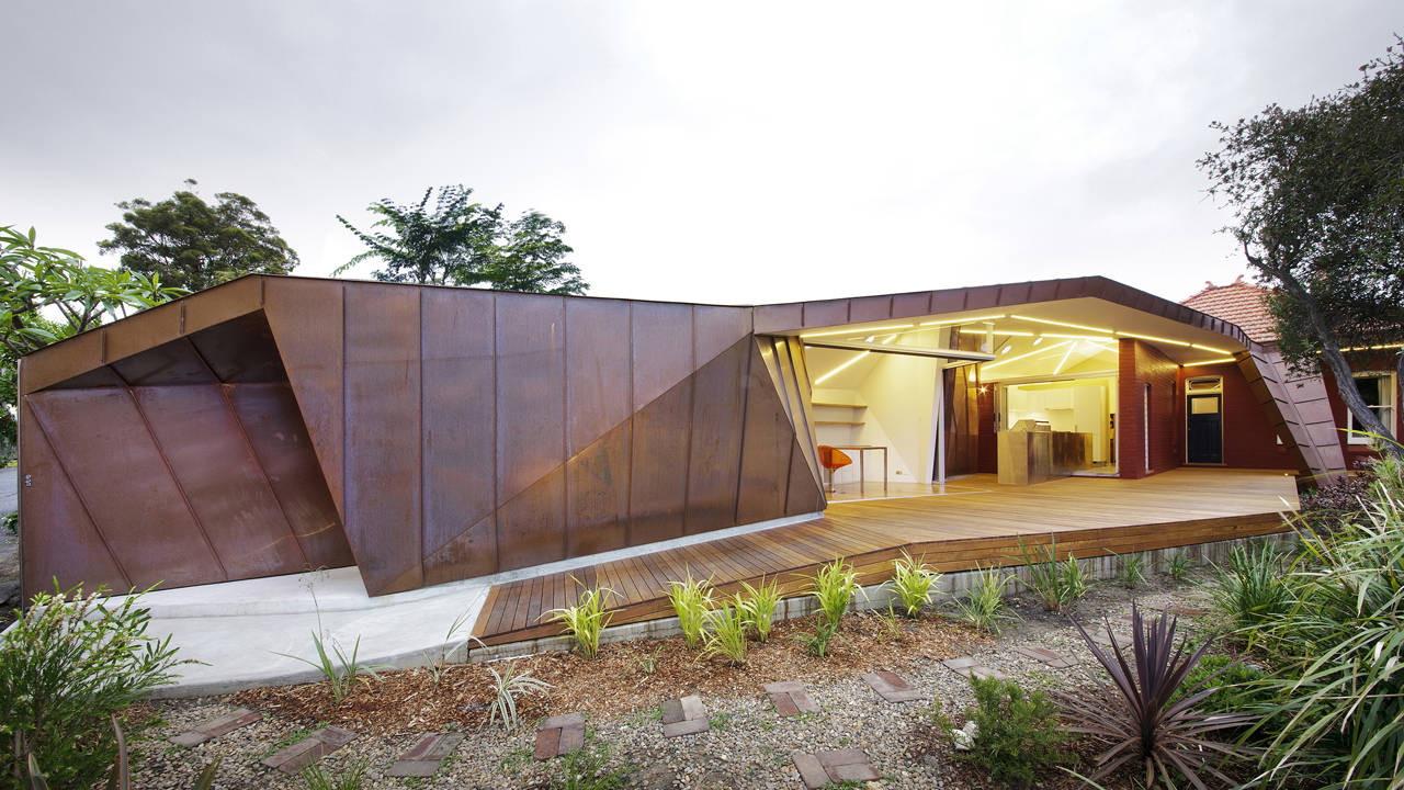 Extension to a Small Cottage / Innovarchi, © John Gollings