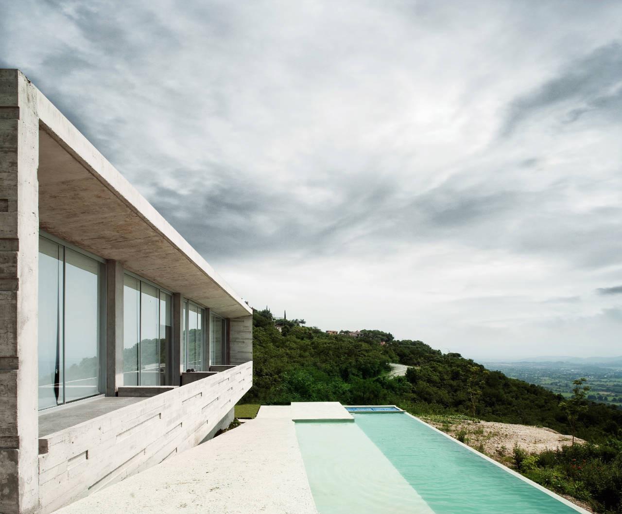 Widescreen House / RZERO, © Pedro Iriart