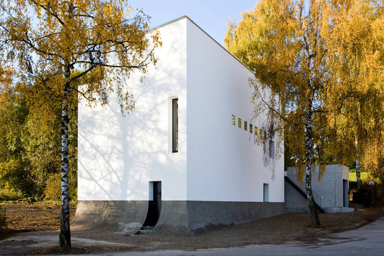 Atelier and Office Building / LÜPS, Courtesy of Atelier Lüps