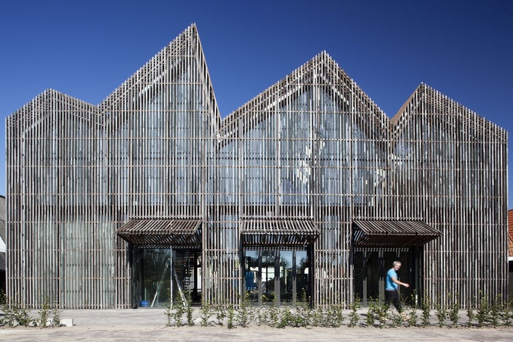 Maritime and Beachcombers Museum / Mecanoo, Courtesy of Mecanoo