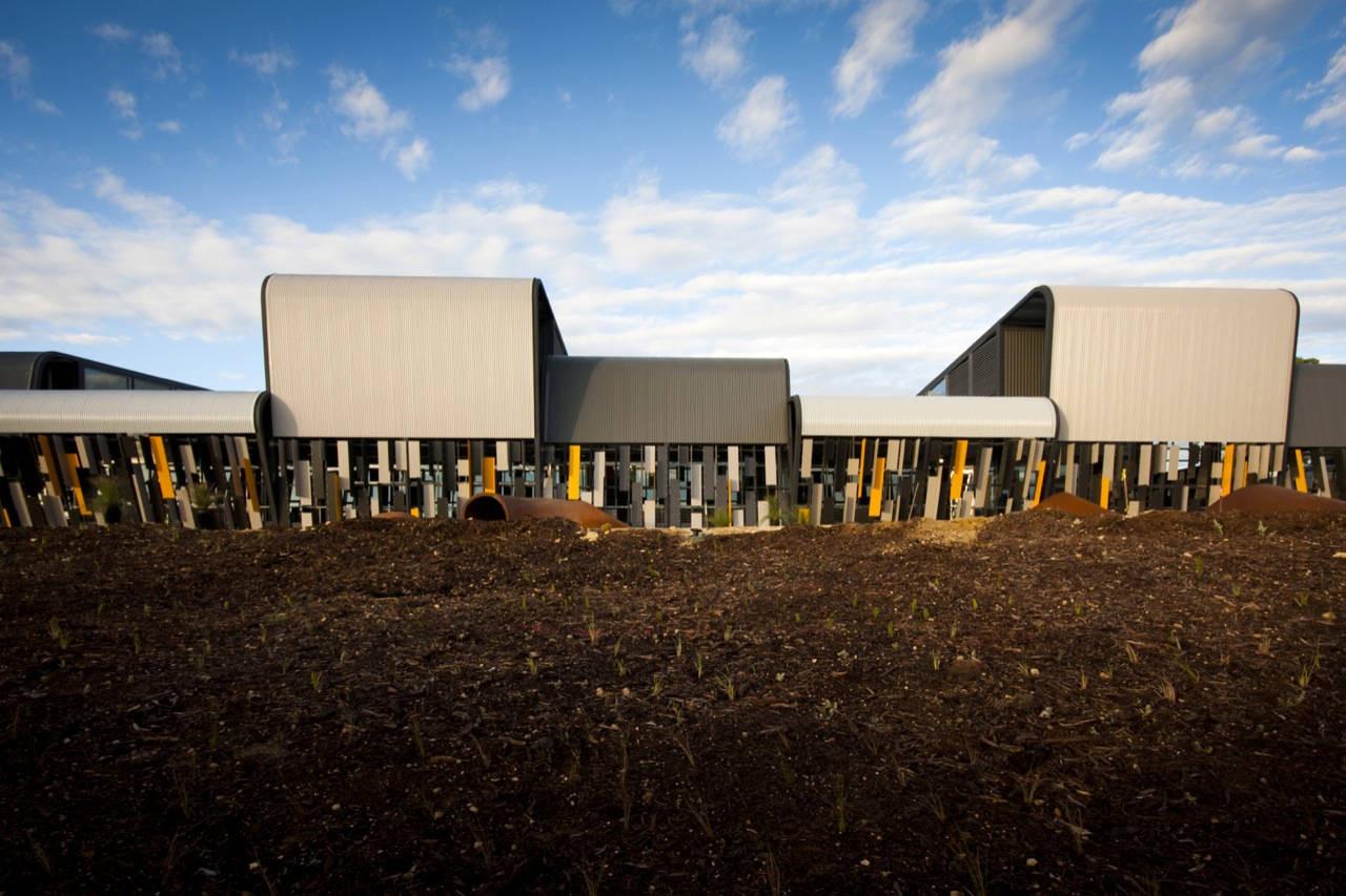Trades North / JCY Architects And Urban Designers, © Damien Hatton