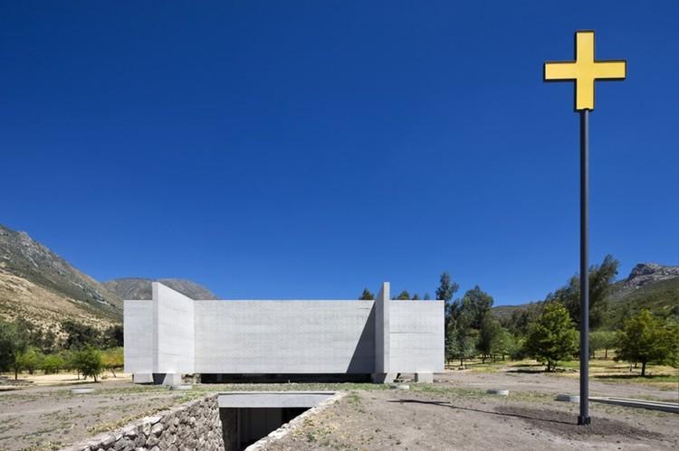 Capilla del Retiro / Undurraga Devés Arquitectos, © Sergio Pirrone