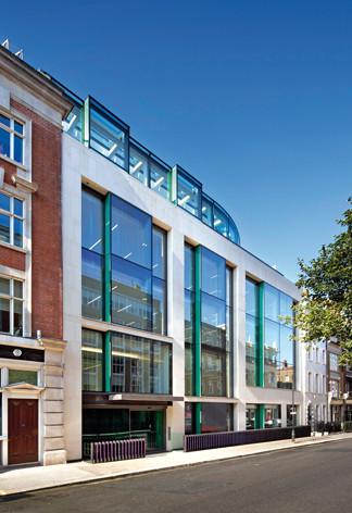 Office Building in Soho / Wilkinson Eyre Architects, © Tim Soar