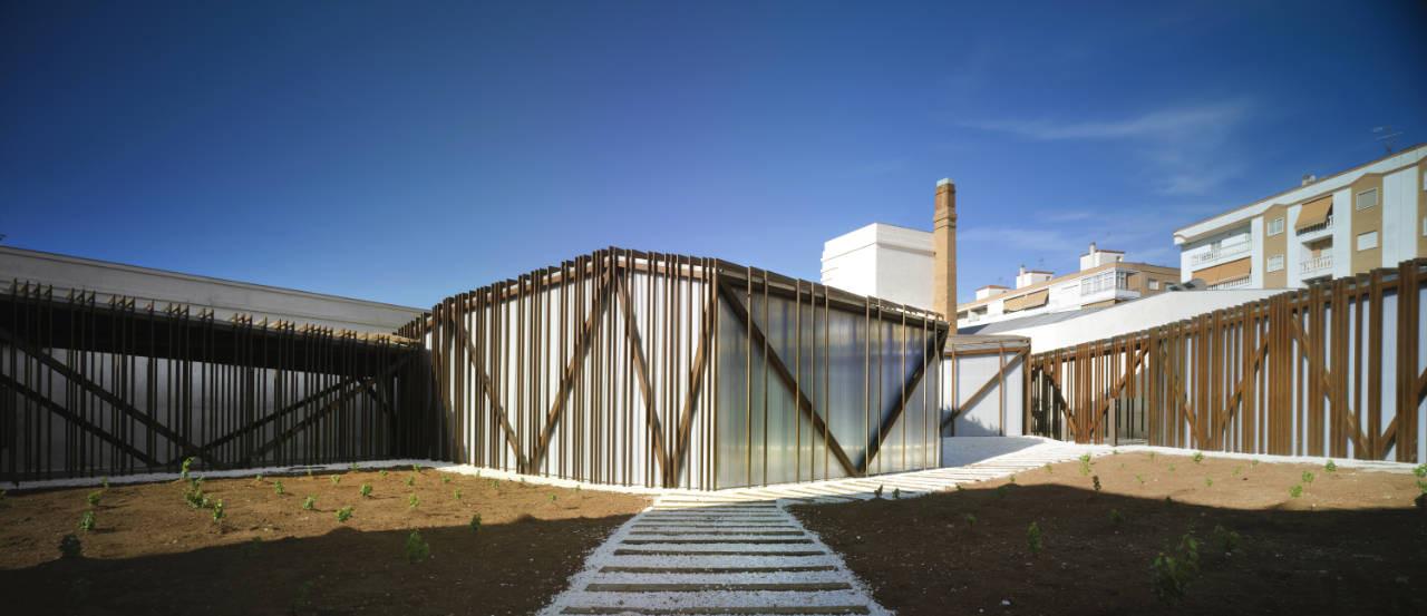 Rehabilitation Of The Antigua Alcoholera Extremeña / GAP Arquitectos, © Jesús Granada