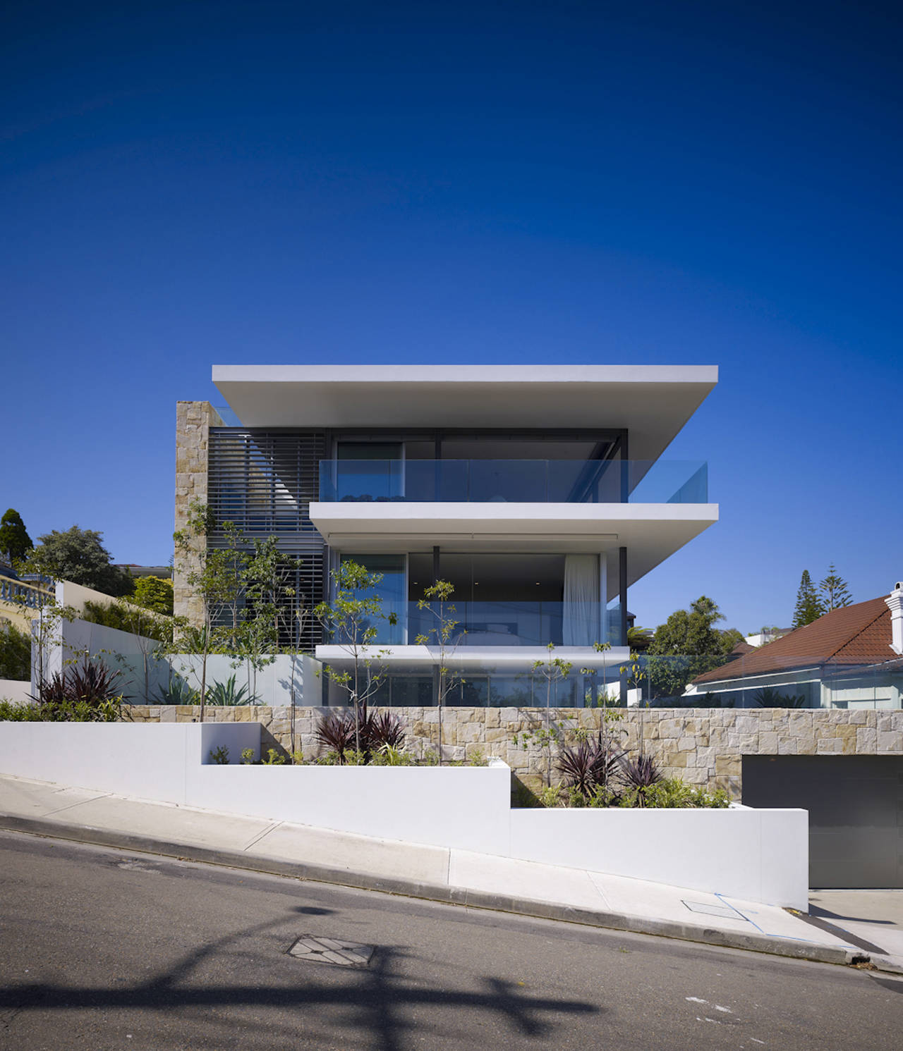 Vaucluse House / MPR Design Group, © Brett Boardman