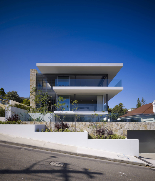 Vaucluse House / MHN Design Union, © Brett Boardman