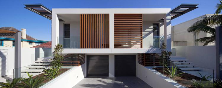 Portland Street Duplex / MHN Design Union, © Brett Boardman