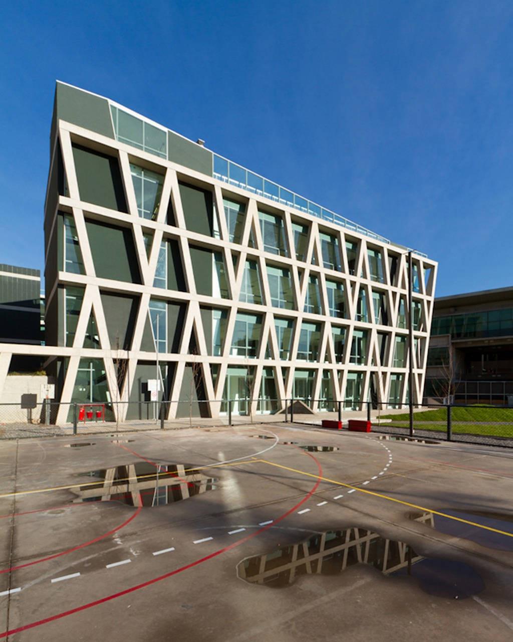 Galer a de edificio fen marsino arquitectos asociados 2 - Arquitectos madrid 2 0 ...
