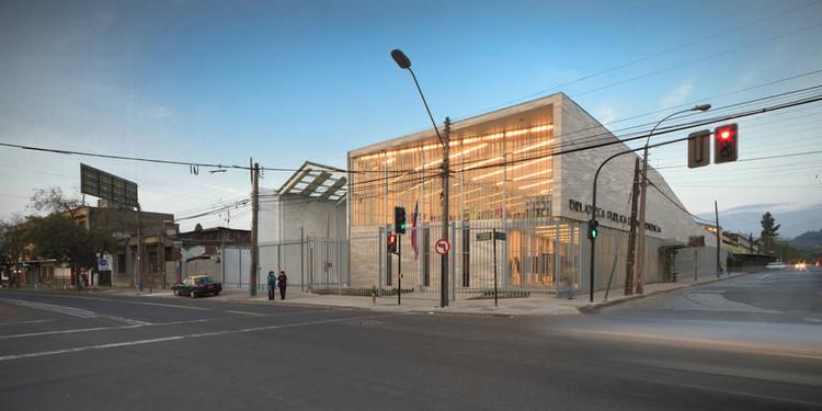 Independencia Public Library / Marsino Arquitectura, © Aryeh Kornfeld