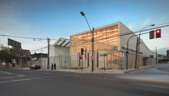 Independencia Public Library / Marsino Arquitectura