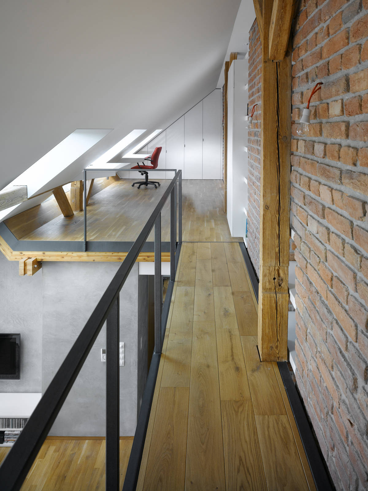 Gallery Of Mini Loft Apartment In Prague Dalibor Hlavacek 4