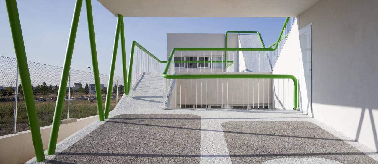Syntes House in Pinto / dosmasuno arquitectos, © Miguel de Guzmán