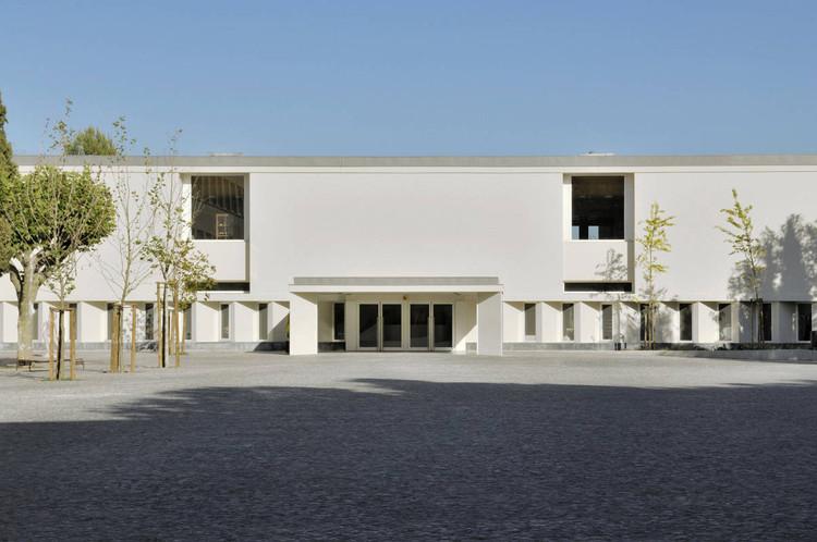 Francisco De Arruda School / José Neves, © Laura Castro Caldas & Paulo Cintra