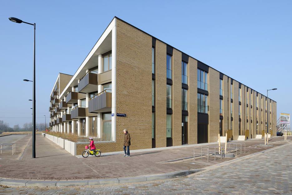 Block 64 / Loos Architects, © Allard van der Hoek
