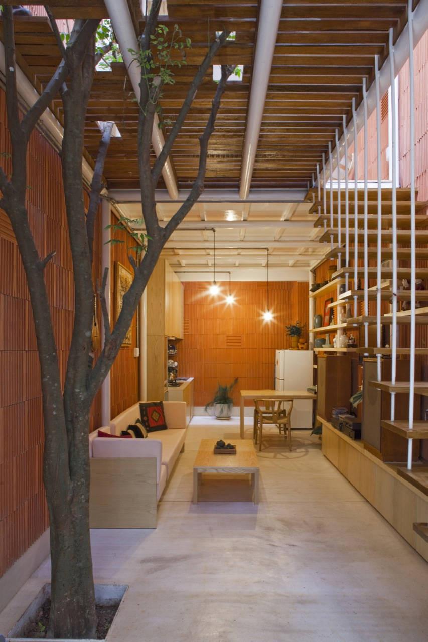 3x9 House / a21 studio, © Hiroyuki Oki