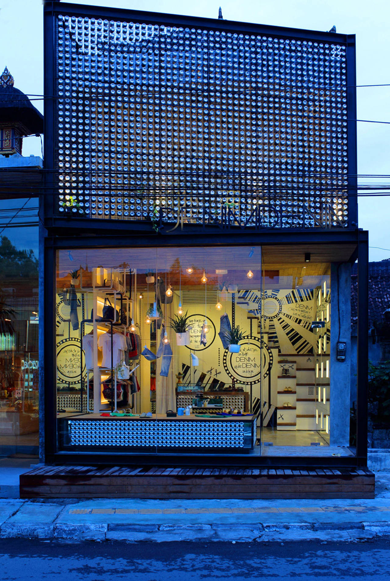 Denimdenim / Word of Mouth Architecture, © Moch Sulthonn + Word of Mouth Architecture
